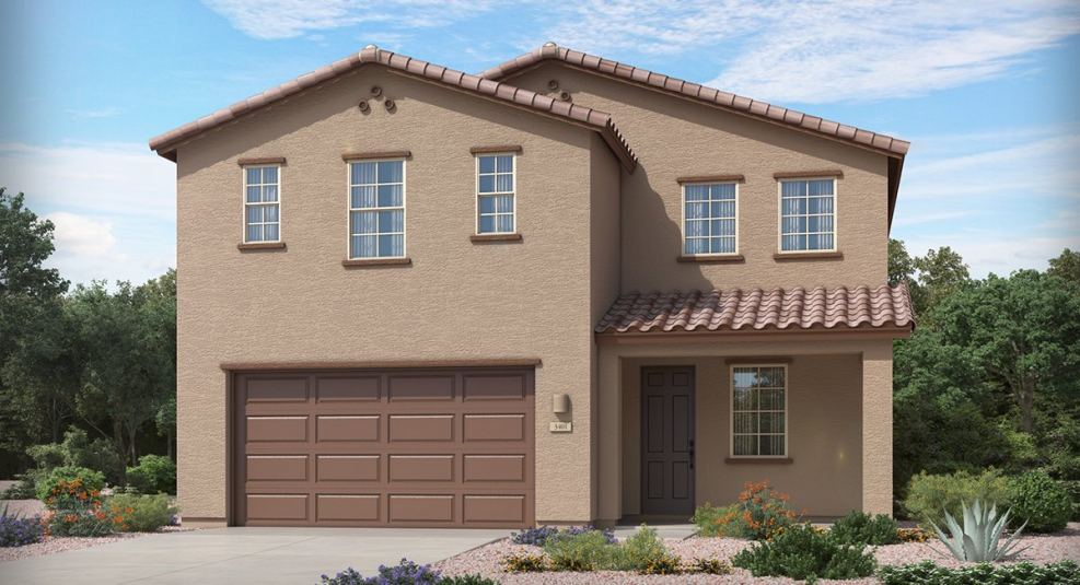 Tour new homes in Vail at Lennar's Rincon Knolls starting June 15