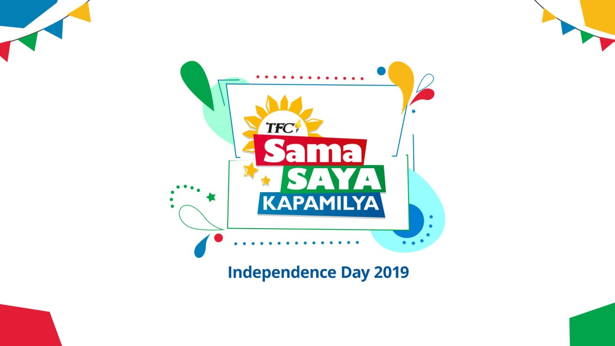 TFC Sama Saya Independence Day 2019