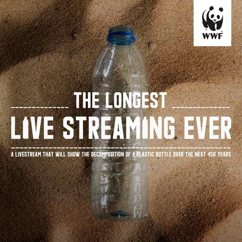 WWF- Longest Livestreaming Ever