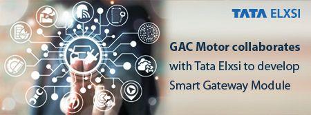 GAC Motor & Tata Elxsi