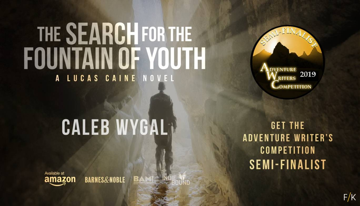 The Search for the Fountain of Youth by Caleb Wygal