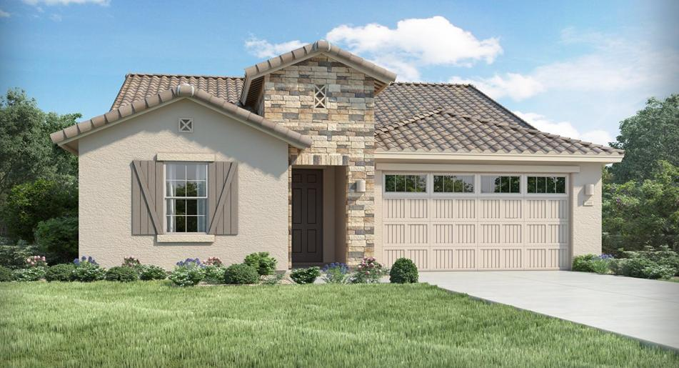 Now homes in Tolleson by Lennar now selling at Sunset Farms
