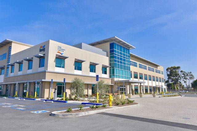 Hoag Orthopedic Institute's Tustin Specialty Clinic