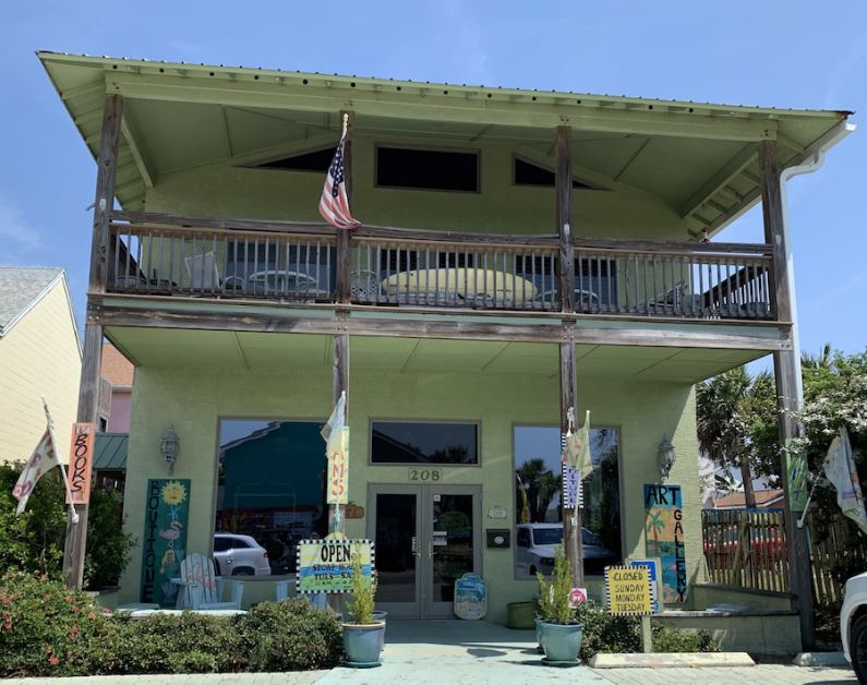 Down by the Sea in Flagler Beach is closing after nearly 20 years in business.