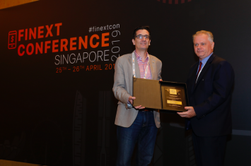 Enegra Ltd awarded the 'Excellence in Finance -Companies' award at FiNext