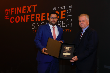 WeInvest awarded the 'Excellence in Finance -Companies' award at FiNext