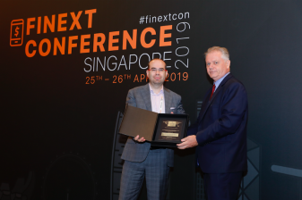 Alfa-Bank awarded the 'Excellence in Finance -Companies' award at FiNext