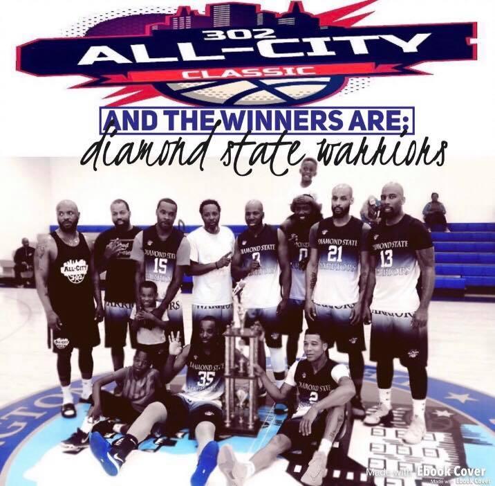 Diamond State Warriors taste victory.