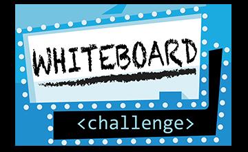 Whiteboard Challenge Logo