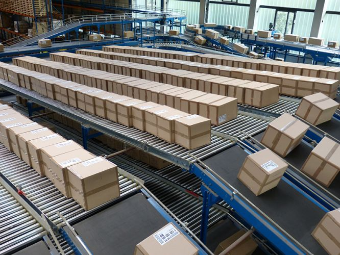 Real-time shipment tracking