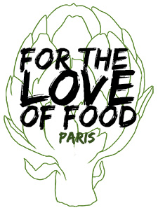 For the Love of Food Paris