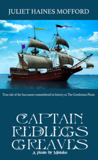 Captain Redlegs Greaves: A Pirate by Mistake (Out now)