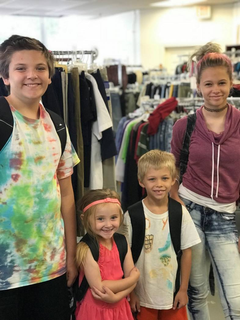 """Acts 4 Ministry Seeking Donations to their 2019 """"Back To School Swap and Shop"""""""