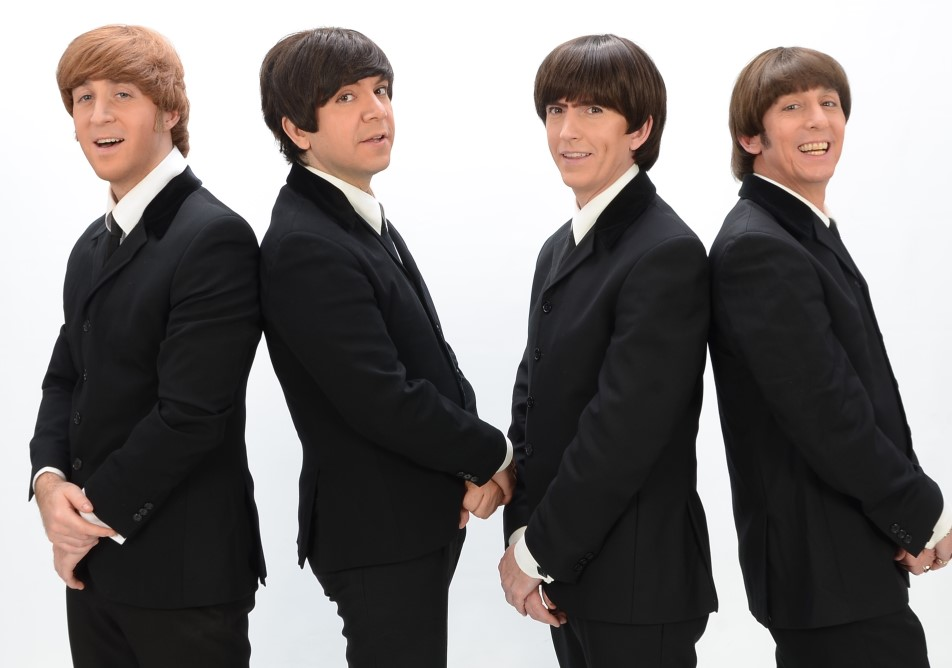 Emmy-winning Beatles tribute band The Fab Four: The Ultimate Tribute