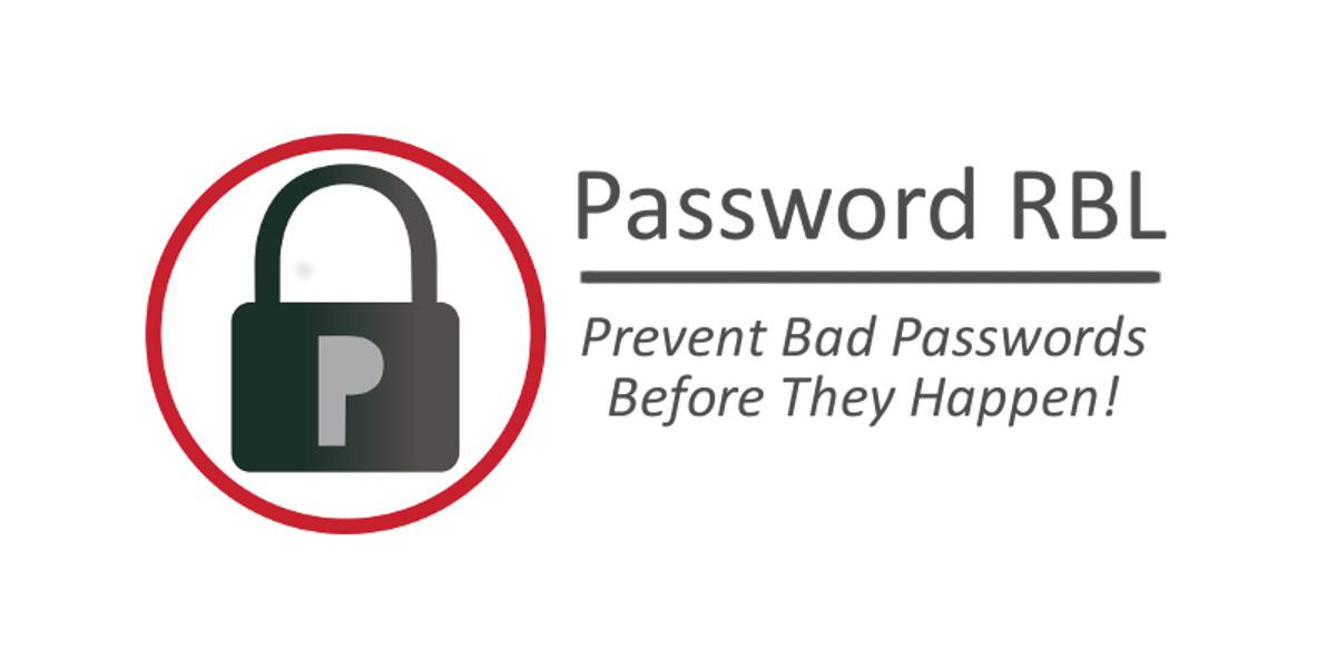 Prevent Bad Passwords