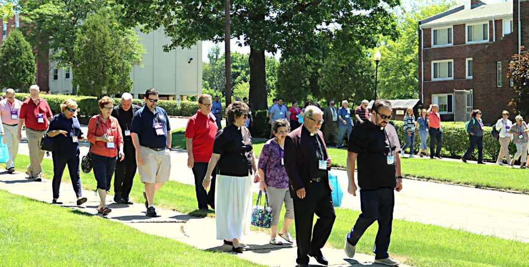 Thiel College hosts Northwestern Pennsylvania Synod