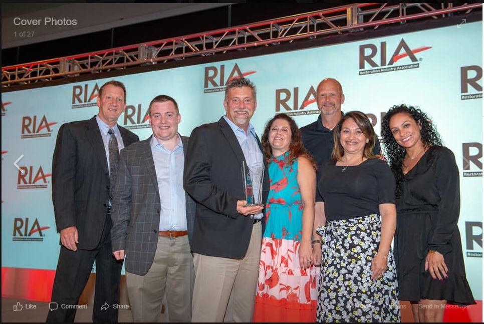 The Regency DKI/DRT at the RIA Awards