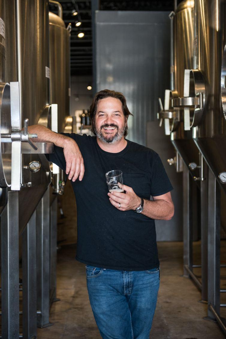 Doug Murr of Dog Rose Brewing Co.