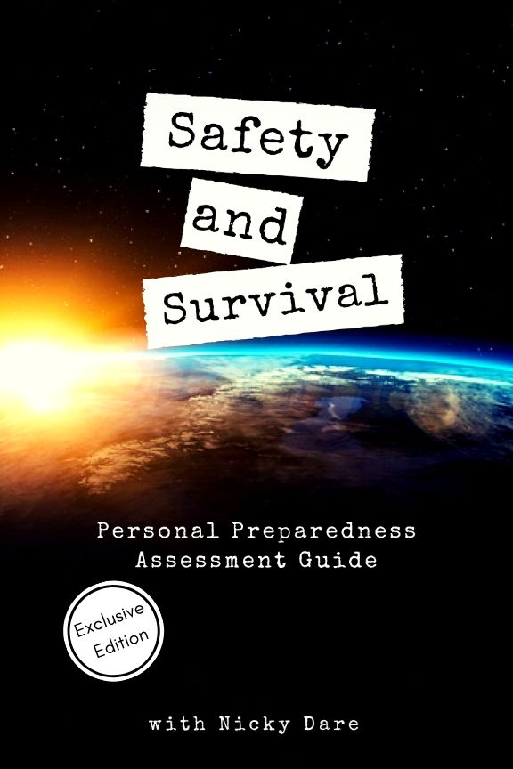 Safety and Survival | Personal Preparedness Assessment Guide