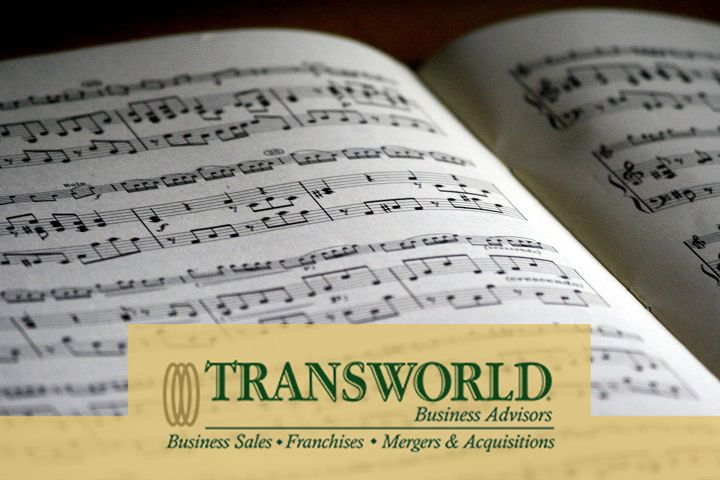 Transworld Business Advisors Helps a Music School Business Trade to a New Owner