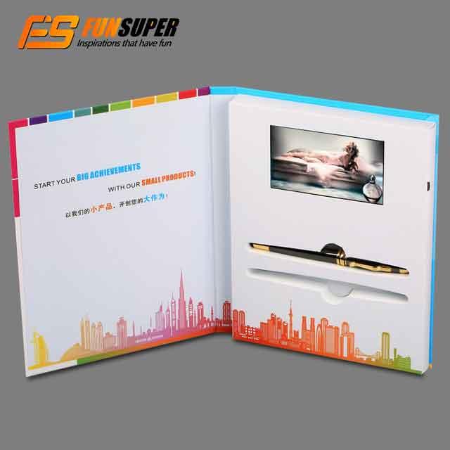 Chinese Best Video in Print Brochures Help Brands Tell Stories