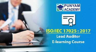 ISO 17025:2017 Lead Auditor Training - E-learning Course by Punyam Academy