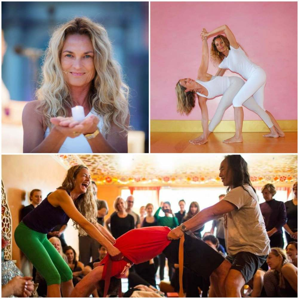 Yoga Shanti Nyc Yoga Teacher Training Graduates On Gingernewyork Tv Show In New York City Gingernewyork Tv Show Prlog