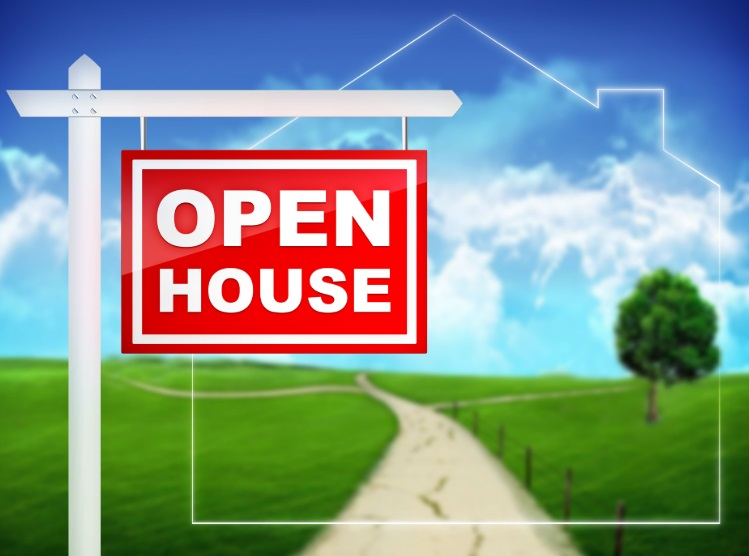 Open houses are a great way for agents to pick up new clients!