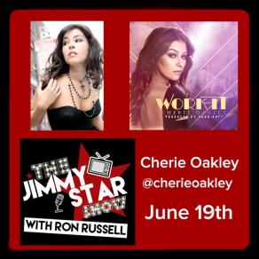 Cherie Oakley On The Jimmy Star Show With Ron Russell