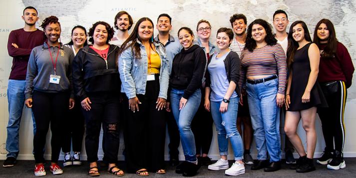 The 2019 Cultural Vistas Fellows
