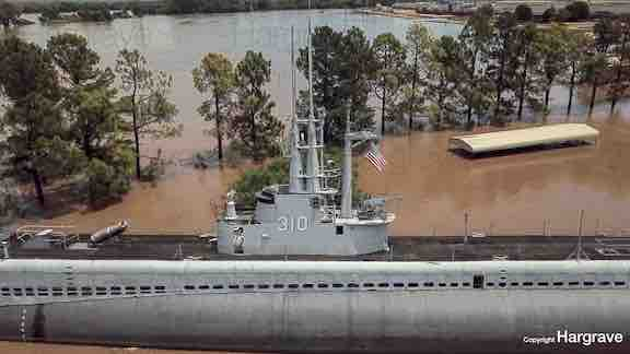 USS Batfish 2019 Courtesy George Hargrave Family