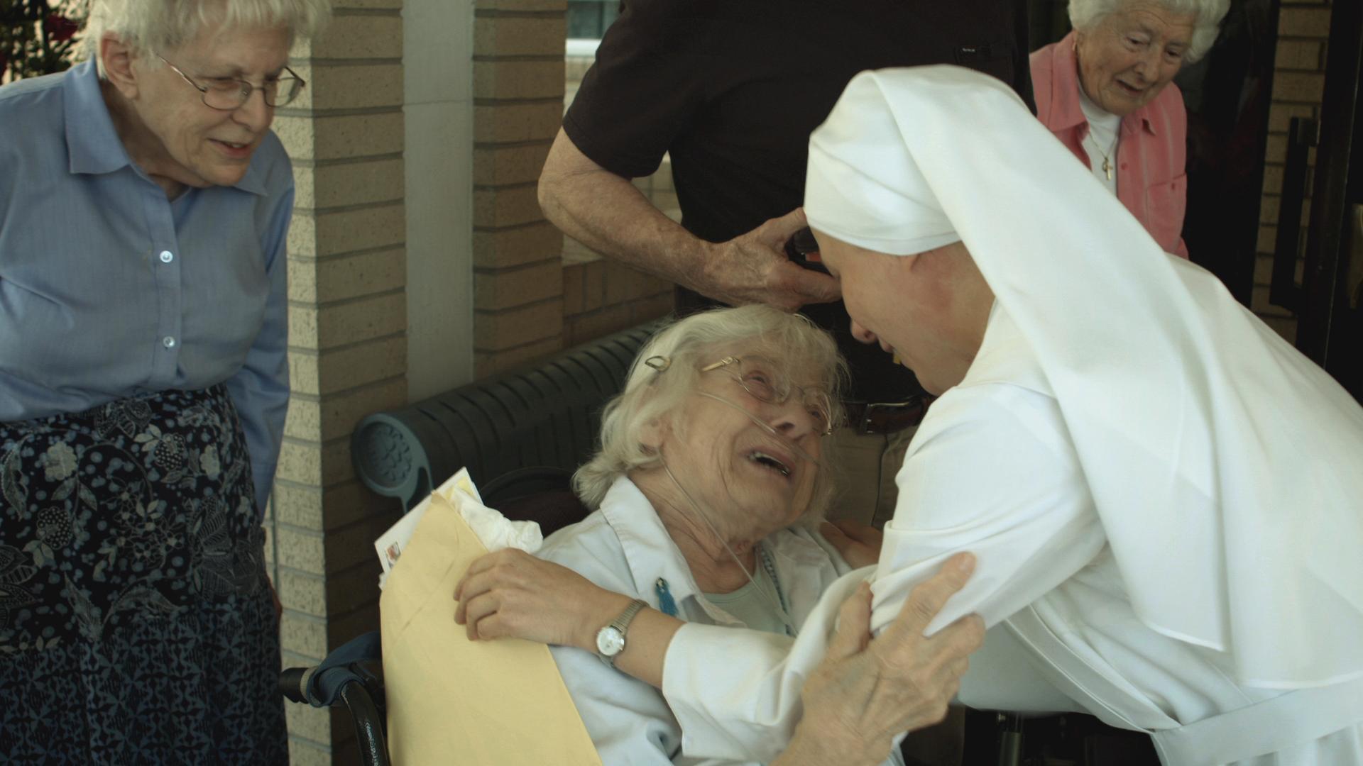 """Scene from Denver Mullen Home for Aged's  """"Celebrating 100 Years"""""""