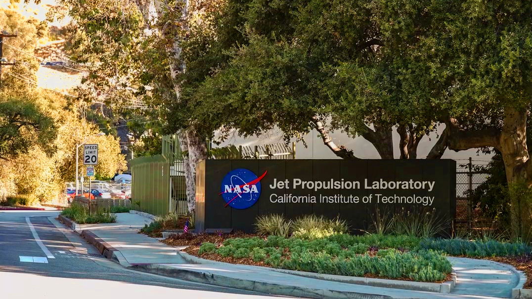 NASA Jet Propulsion Laboratory on the campus of Cal Tech. Photo courtesy JPL.