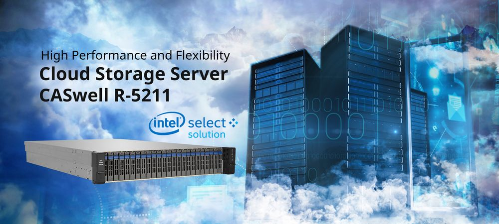 CASwell R-5211 Intel Select Solution for NFVi