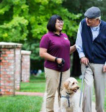 Happy Caregivers Make Happy Clients