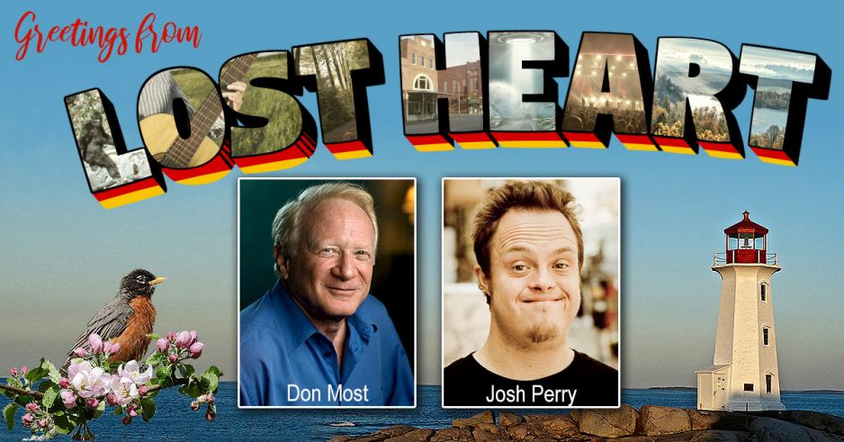 'LOST HEART' welcomes Don Most and Josh 'Ponceman' Perry
