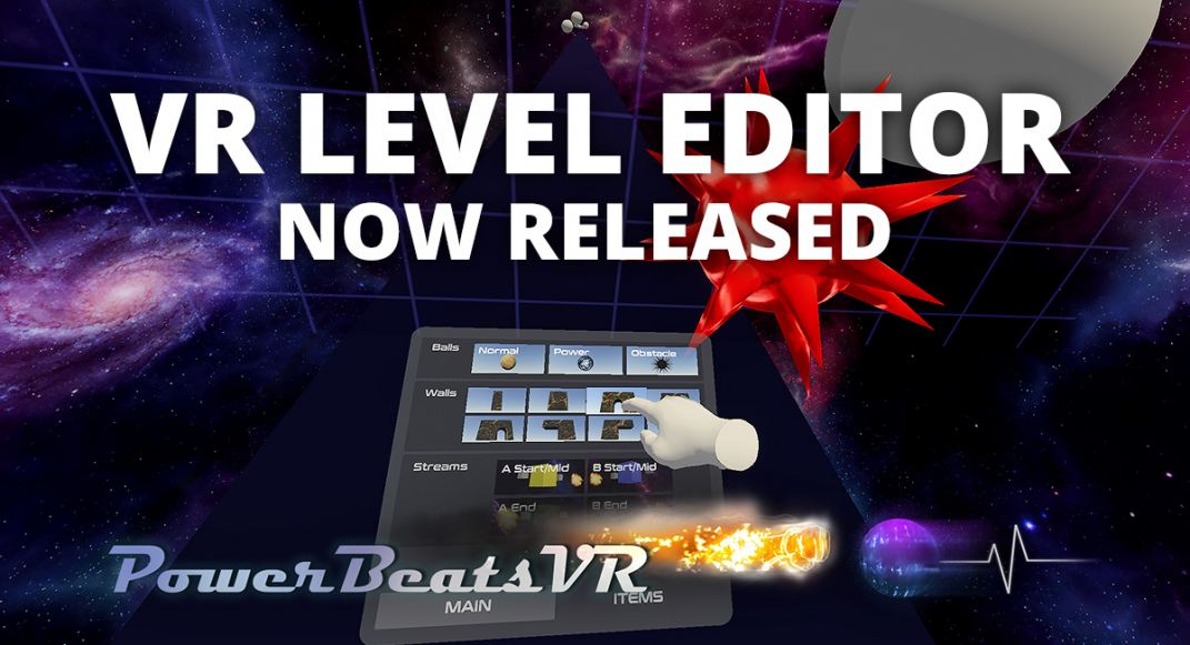 PowerBeatsVR - Website Featured Image - Now Releas