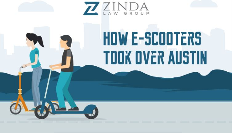 How E-Scooters Took Over Austin