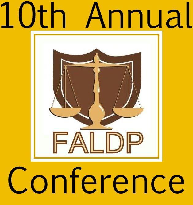 10th Annual FALDP Conference
