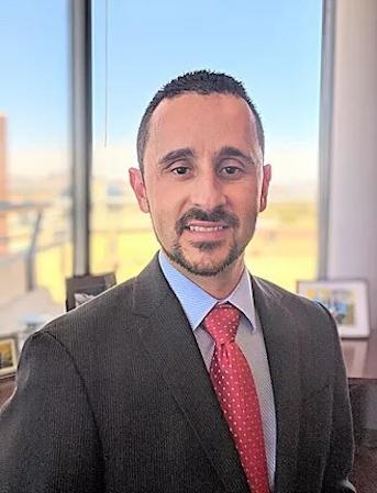 Javier Favela, CEO, Topaz Information Solutions