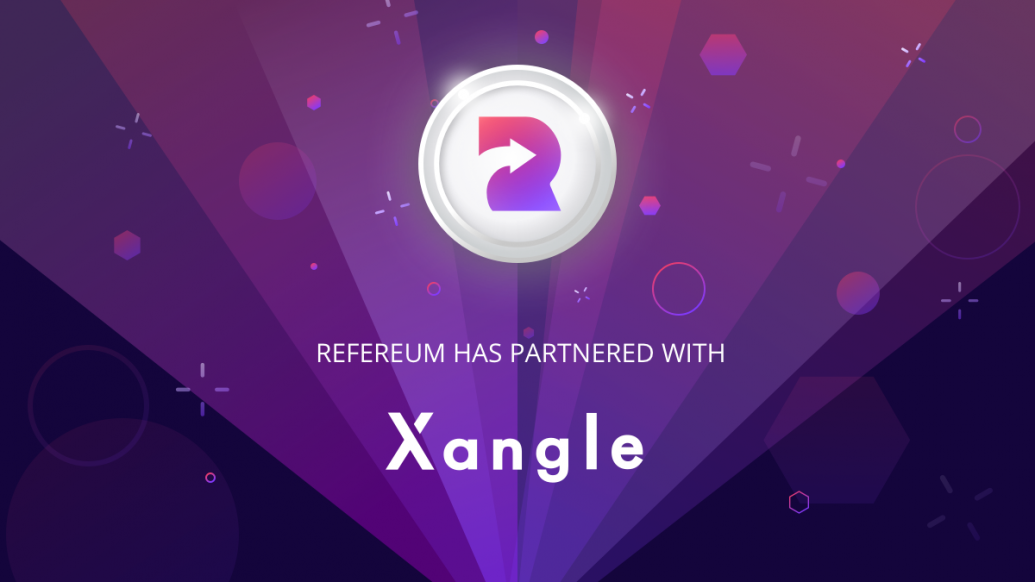 Refereum and Xangle partnership