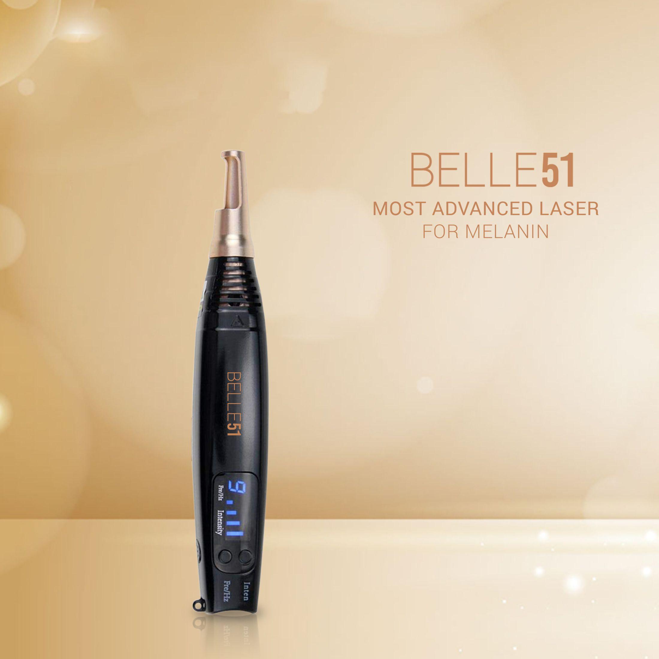 Belle51 Soley Laser