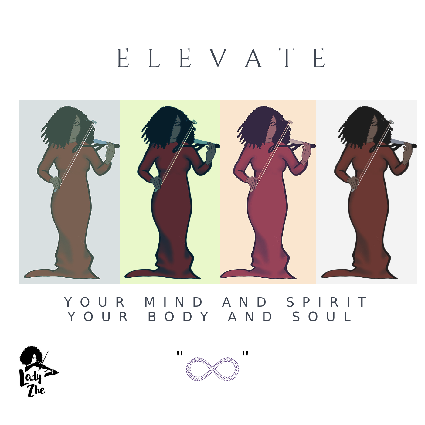 Elevate by Lady Zhe Cover Art