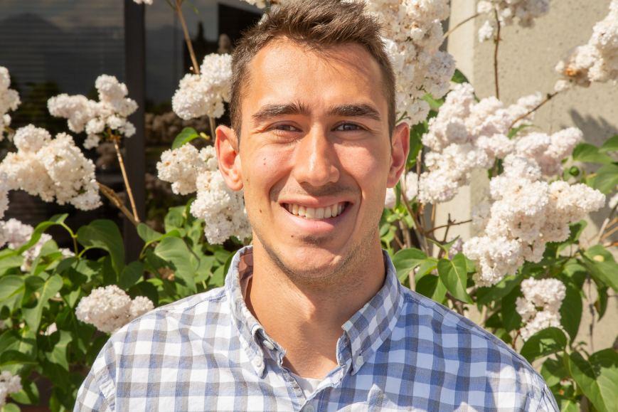 Luke Pahlau, Social Media Specialist