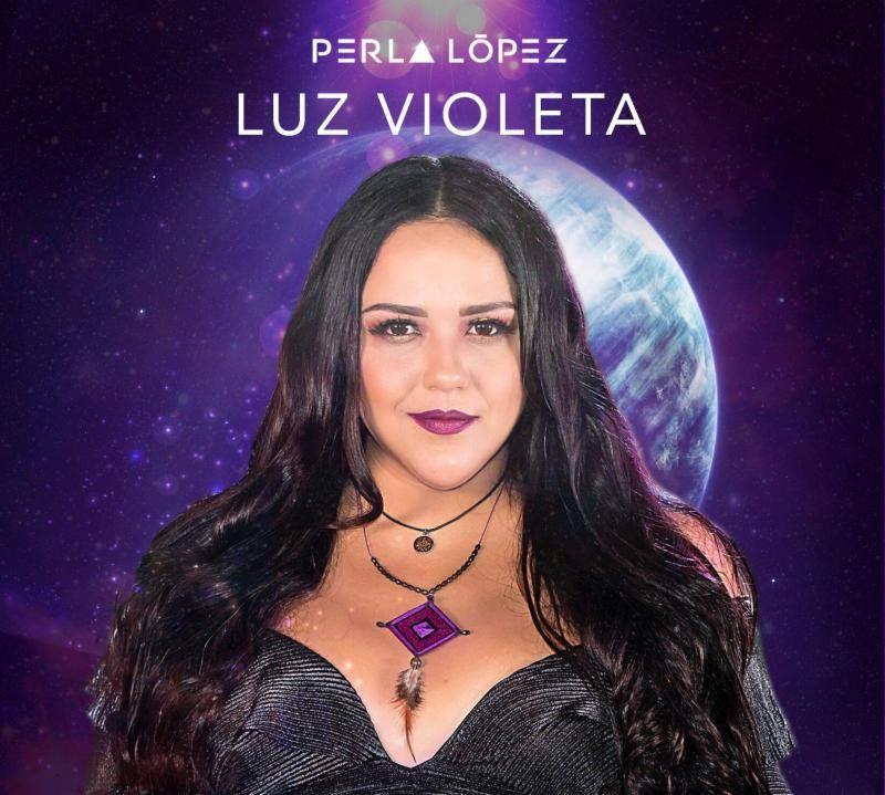 Perla Lopez Luz Violeta