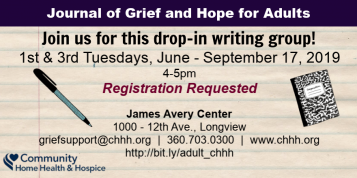 Longview Grief Journal Group