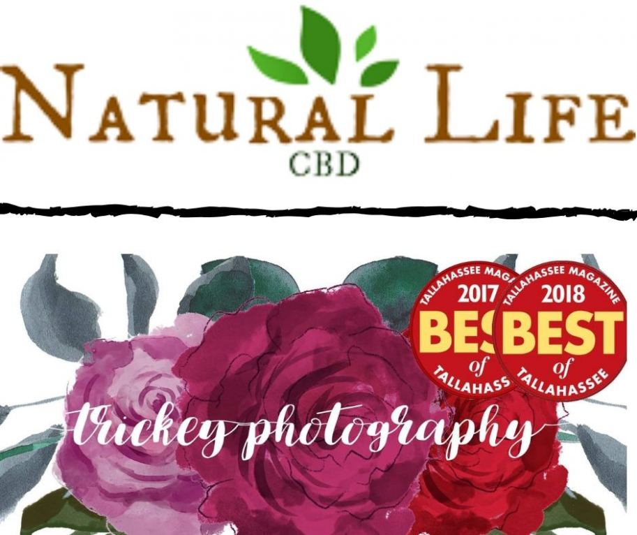 Trickey Photography and Shop Natural Logos