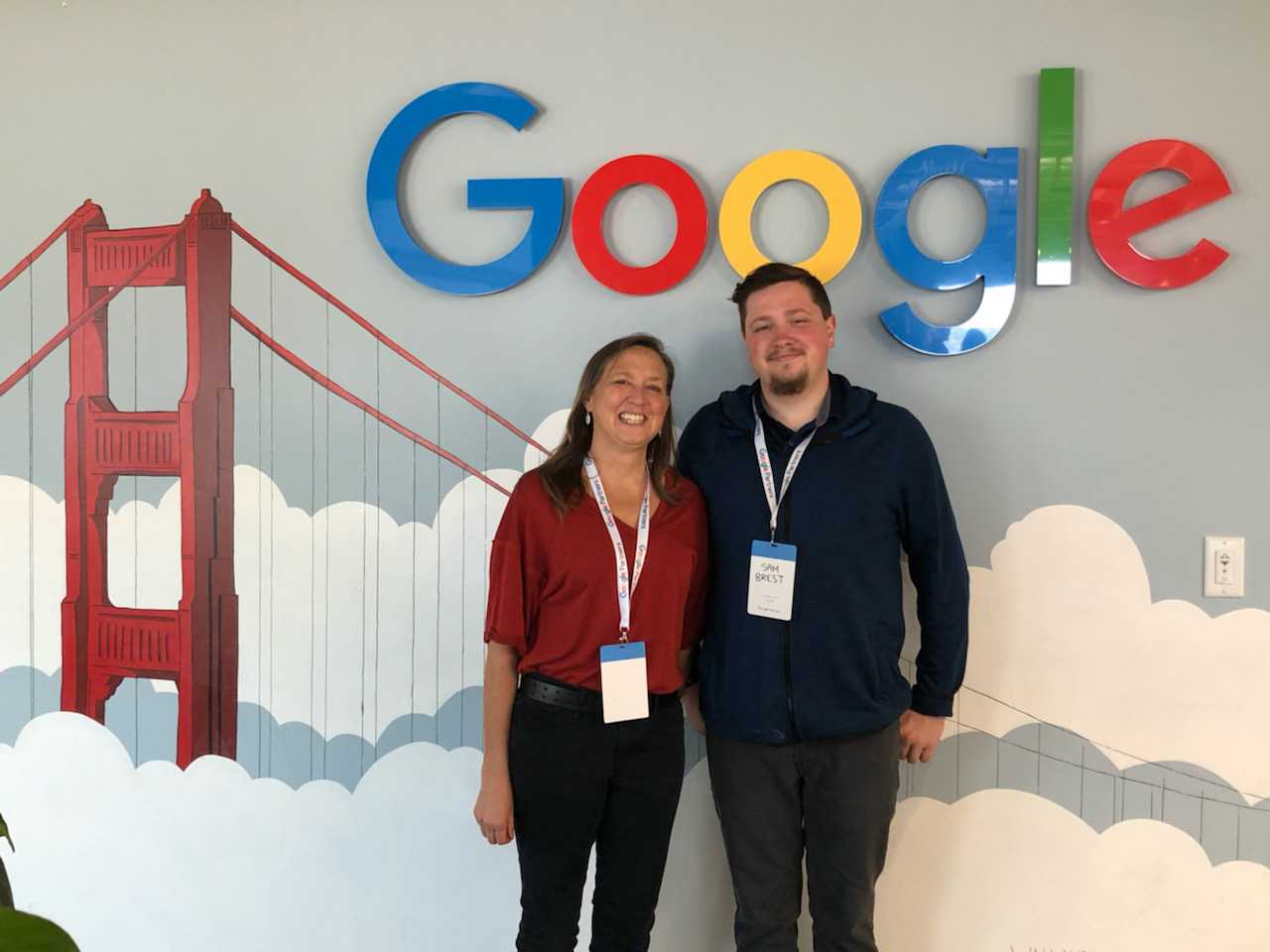 Lisa and Sam Brest, Google AdWords Certified Specialists at Beacon