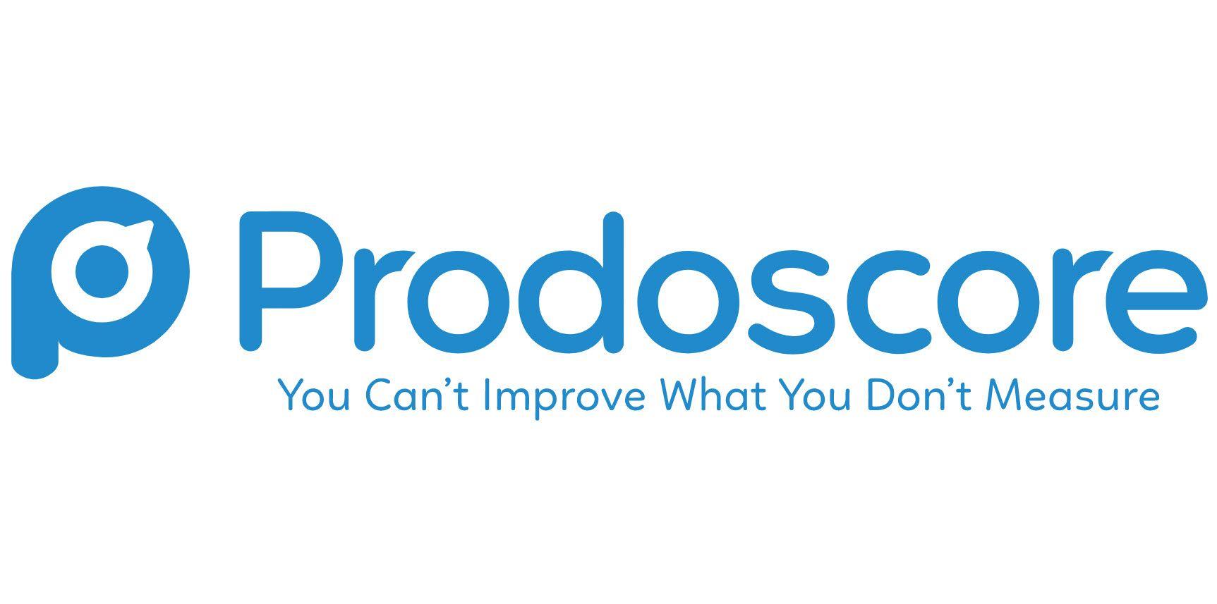 Prodoscore enables sales teams to improve productivity.