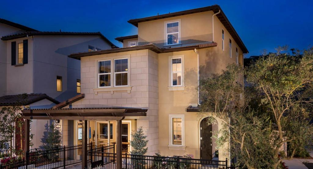 New homes in Diamond Bar by Lennar now selling - including the turnkey models